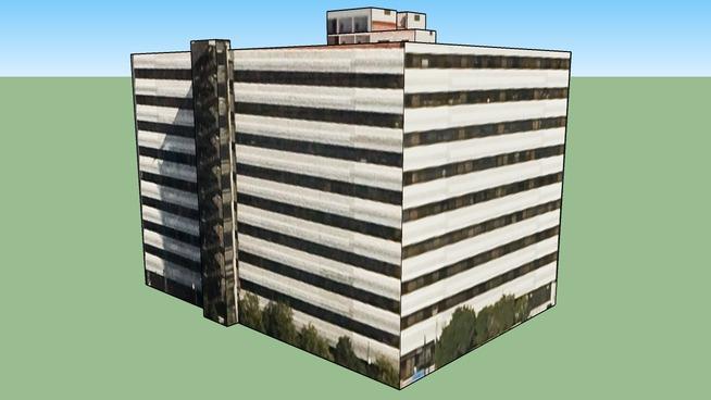Gebäude in Mexiko-Stadt, D.f., Mexiko