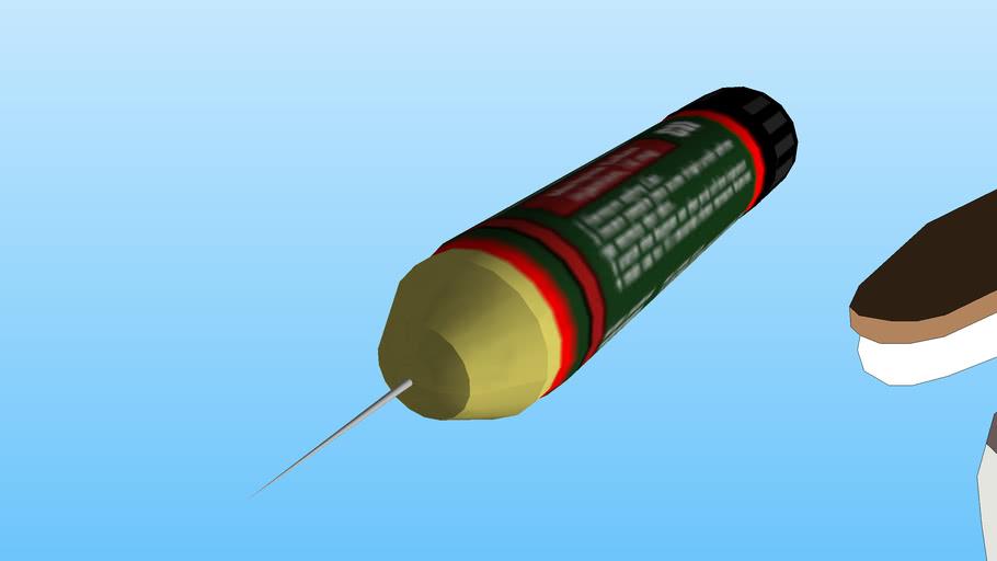 morphine auto injector