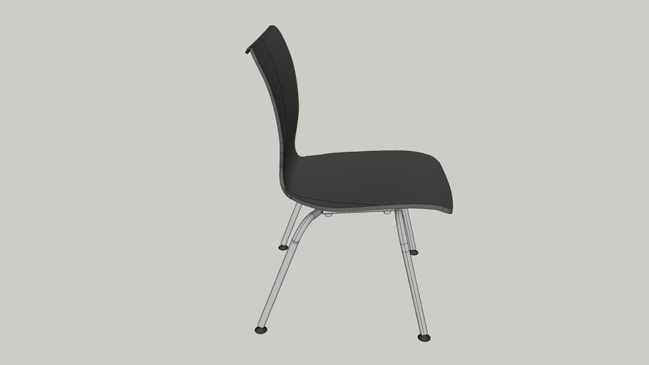 33847 Groove Chair 14in Smith System