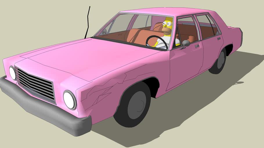 Homer Simpson's Car