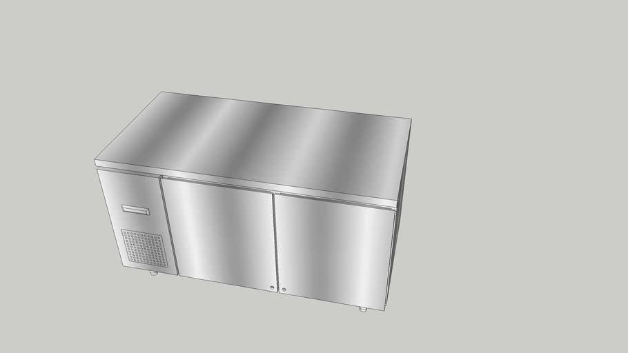 Counter Chiller 1500x760x850