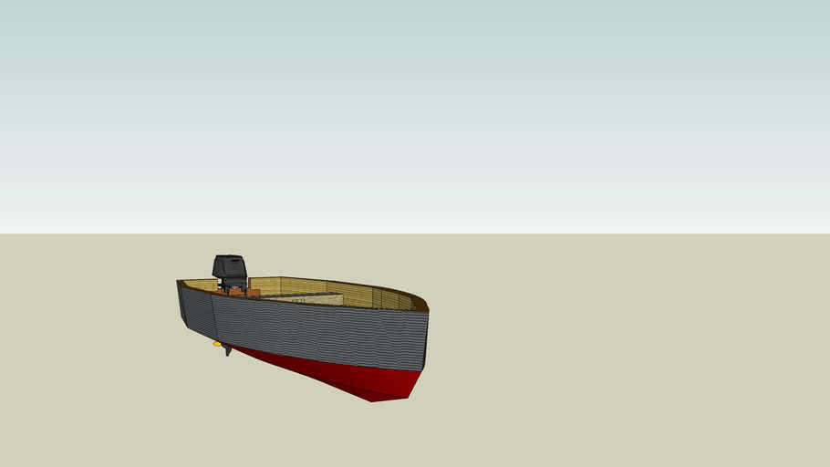 my fishing boat      ( pino's boat )