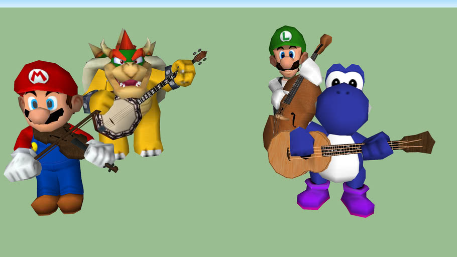 The Mario Band