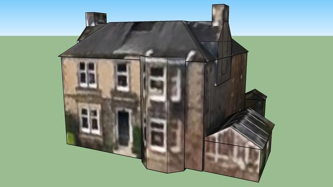 Building in Edinburgh EH5 2PU, UK