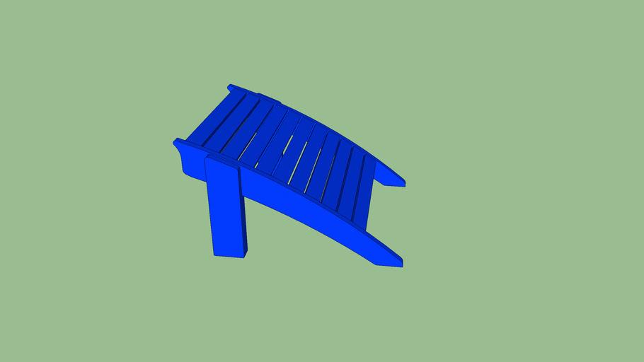 Peseira Adeli (azul)