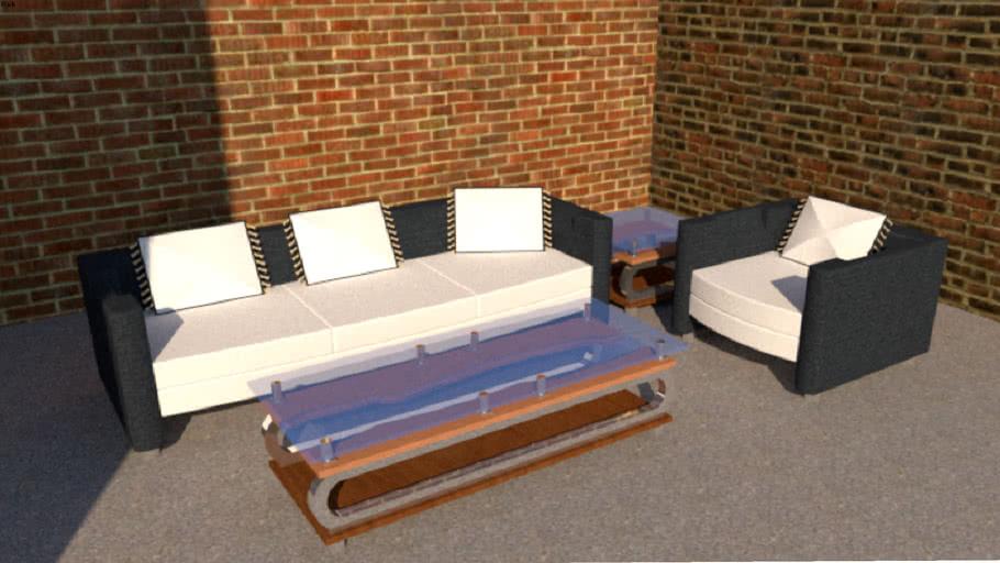 Squishy 06.1 Living Room Set