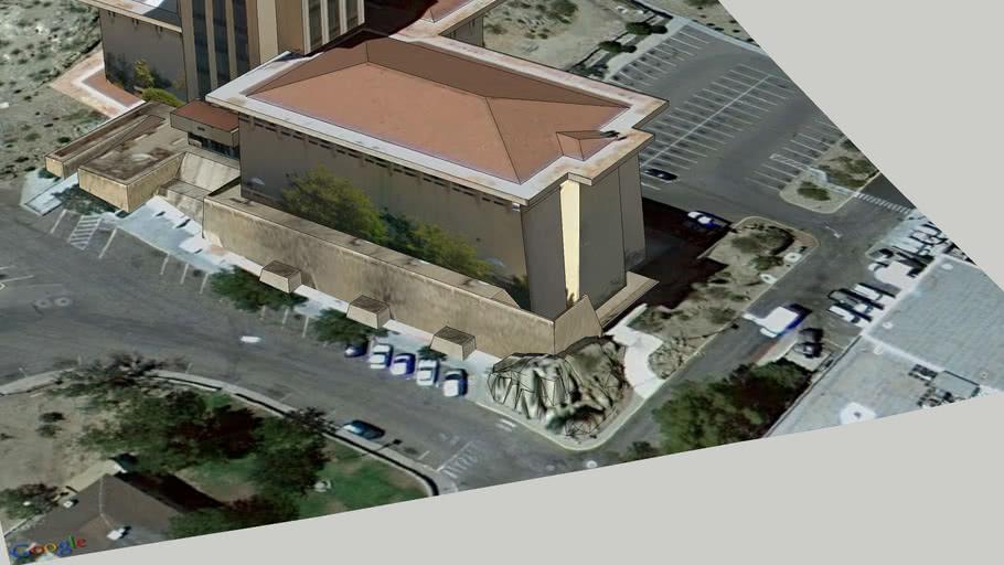 UTEP Education Building