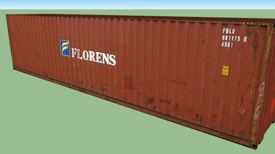 Florence Container 40'