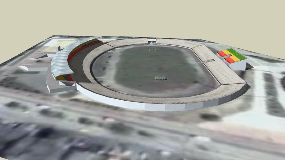 Antiguo estadio Pedro de Heredia, Cartagena