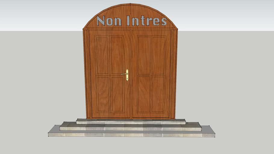 Shakespearian Door