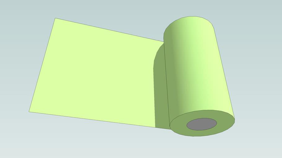 thin-sheet multipurpose paper