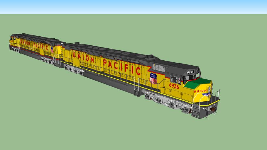 Union Pacific Centennials