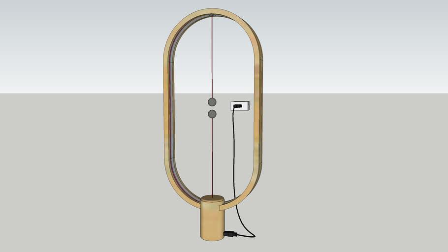 Lamp Magnet+Usb