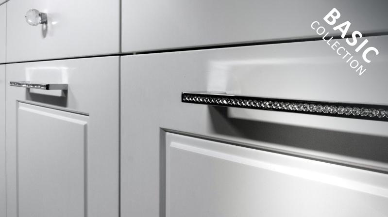 Cabinet handles for doors/drawers - Witt Basic Database