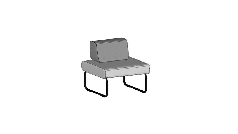 Modular sofa by Bejot - LEGVAN LG 401