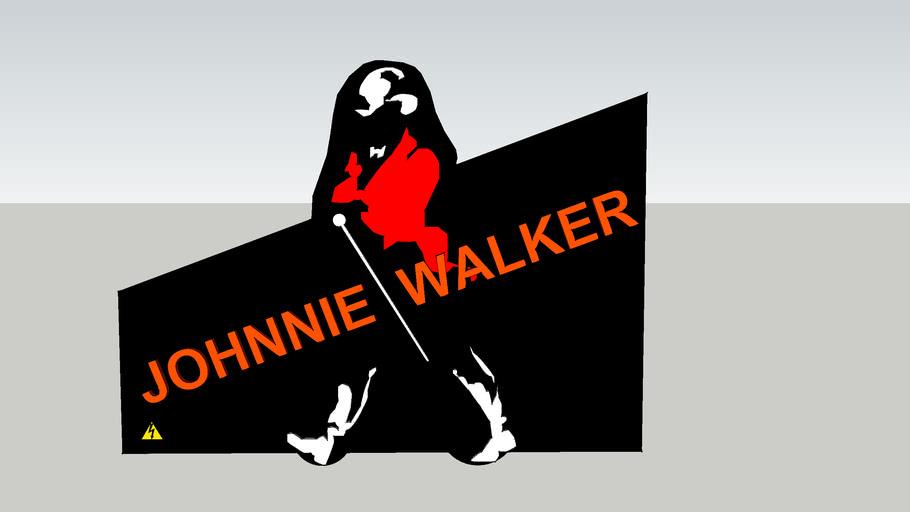 Johnnie alker neon