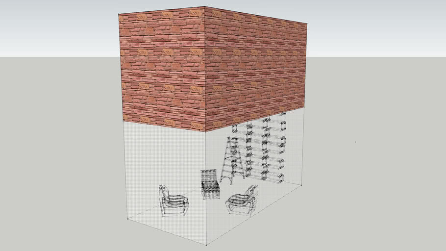 Knox School Storage Room Dream