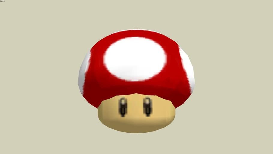 Super Mario: Mushroom