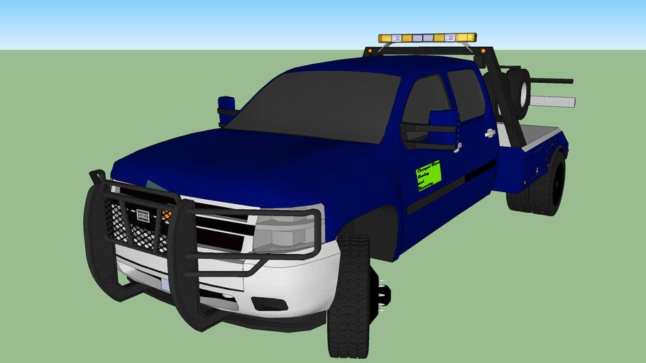 Chevy Silverado 3500HD Tow Truck