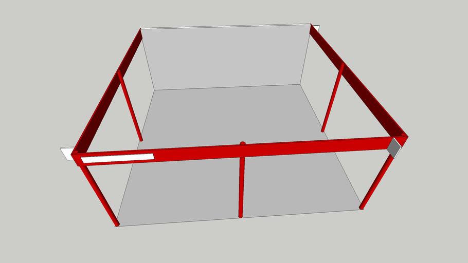 UCAS Stand 6x6