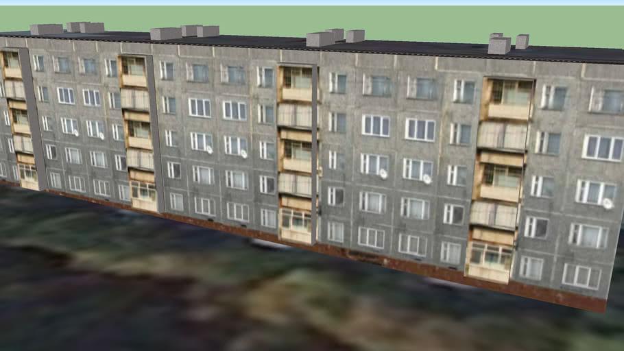 улица Белореченская, 27к2