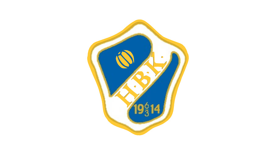logo football BK Halmstads