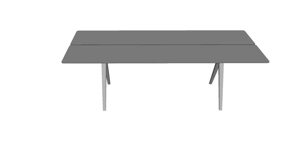 Dining Table Aluminium