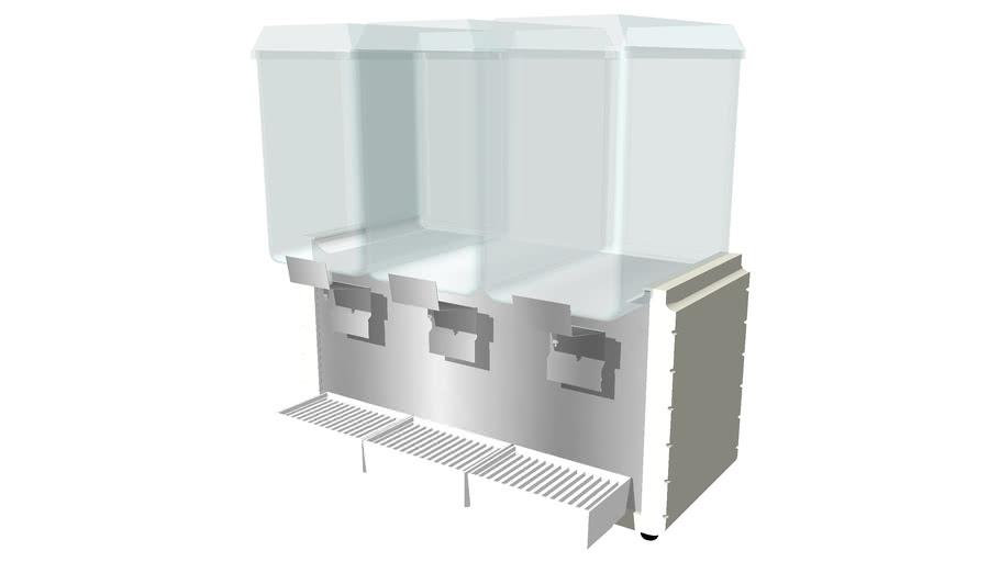 Grindmaster-Cecilware D35-4 Beverage Dispenser