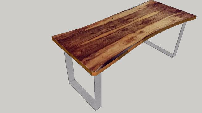Reclaimed Wood Furniture 3d Warehouse, Reclaimed Lumber Furniture