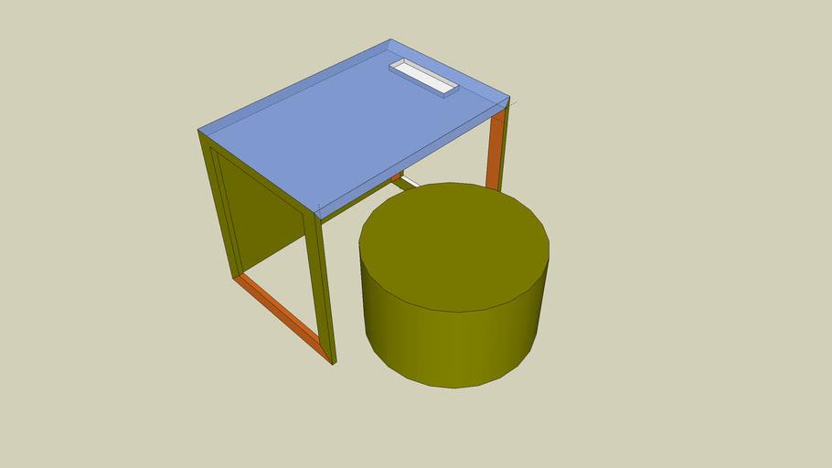 kool desk set