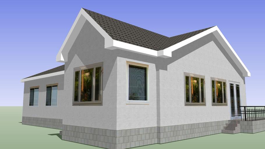 PLAN 0ABE -Cottage