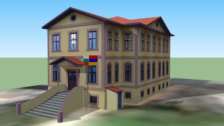 Арменско училище - Варна