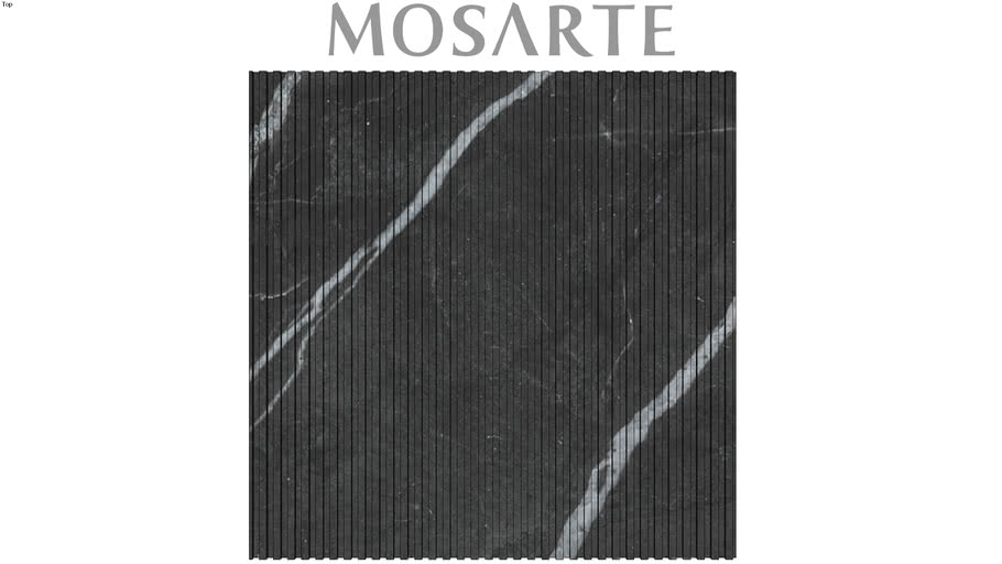 Mosarte Dagô Platinum Dark Cut (702354)