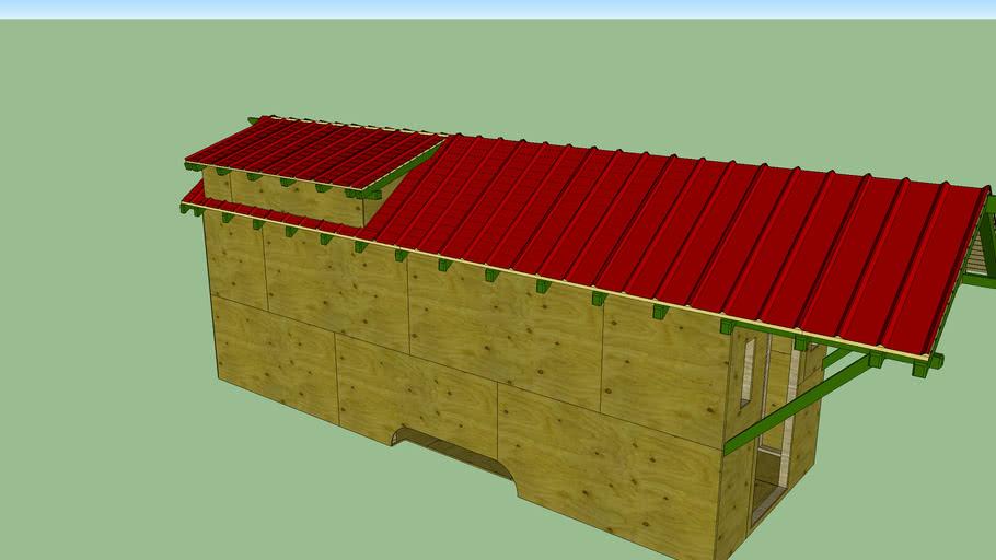 tiny house 8'6 x 24