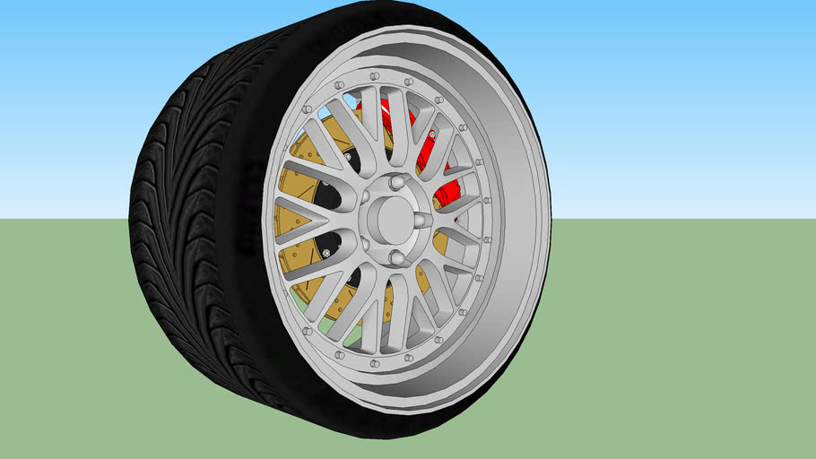 Drift Wheel 2.0