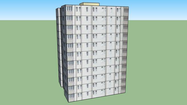 Yakakent Housing Development Buildings (in Turkish: Yakakent Sitesi Binaları)