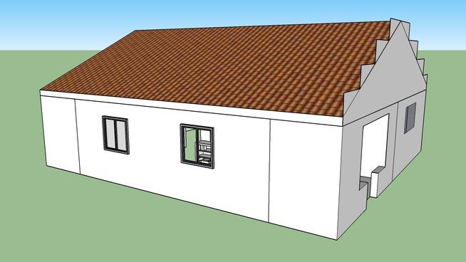 calb1958@ig.com.br  -  Pequena e velha casa