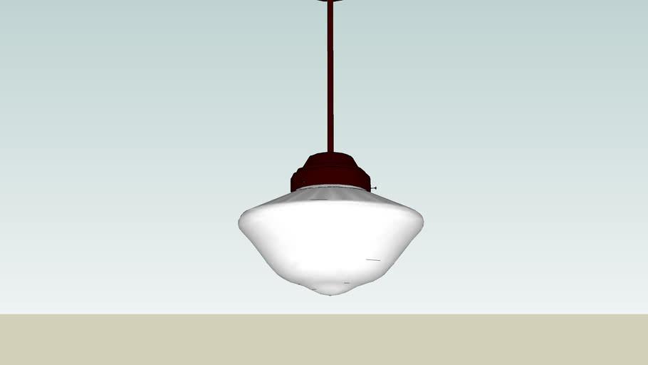 School Haus Ceiling Pendant - CP4514 Visa Lighting