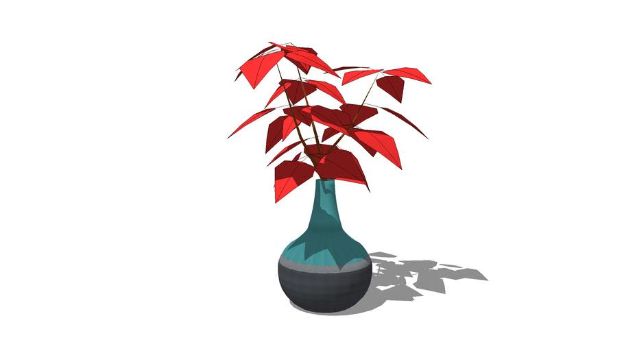 Flowers vase / Vase à fleurs