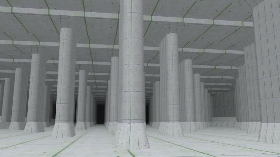 コーヒーブレイク企画 A huge underground shrine