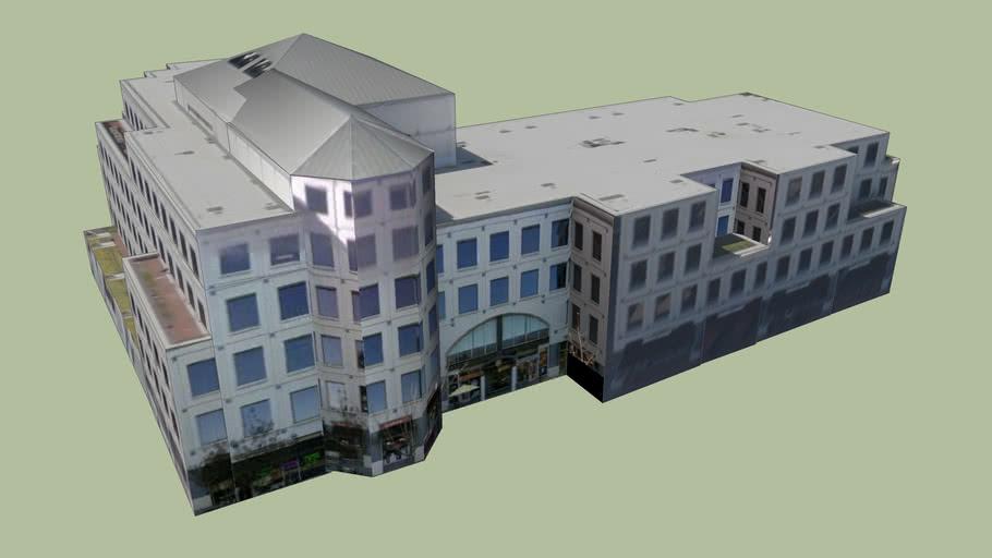 Building in Castro St Mountain View, CA, USA