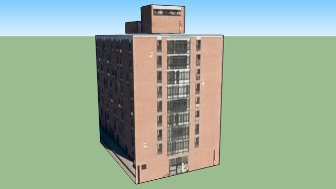 Budynek w: Minneapolis, Minnesota, Stany Zjednoczone