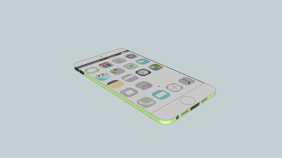 ipod touch 6 vert