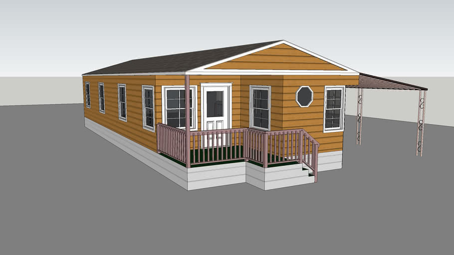 Mobil Home 18'x52'