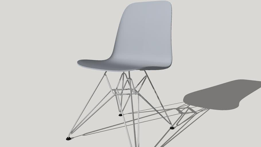 chaises metal