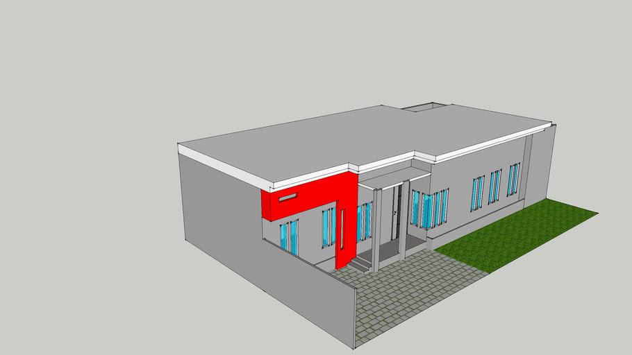 little sweet home ( Rumah minimalis)