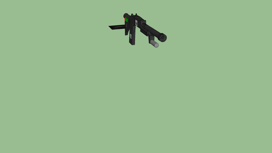 Remington 870 black ops 2