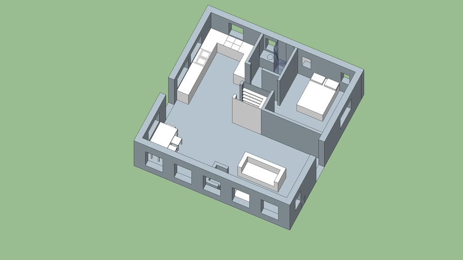 25'x25' Cottage