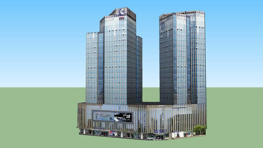 中金国际广场 CCIG INTERNATIONAL PLAZA
