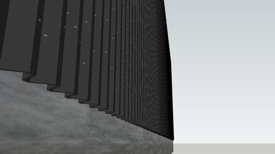 10mm Sure Cavity (SCMM 2532) - 32 inch width